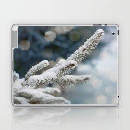 Winter bokeh Laptop & iPad Skin