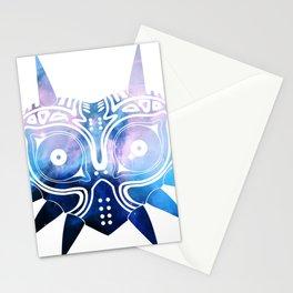 Galaxy Majora's Mask Stationery Cards