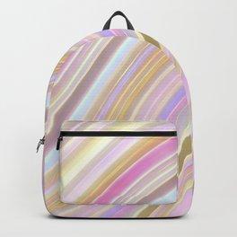 MIld Wavy Lines V Backpack