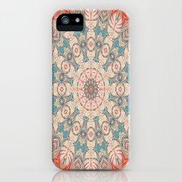 Jungle Kaleidoscope 3 iPhone Case