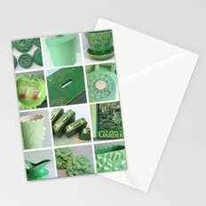 Going Green Stationery Cards