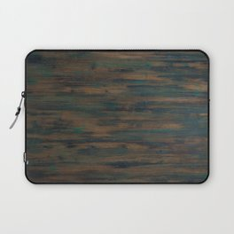 Beautifully patterned stained wood Laptop Sleeve