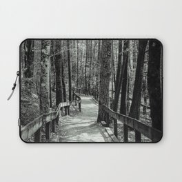Follow the path, find your way Laptop Sleeve