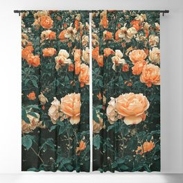 Forest of Roses Blackout Curtain