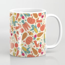 Thanksgiving Dinner Coffee Mug