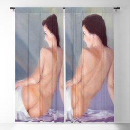 Desnudo/Nu/Nude Blackout Curtain
