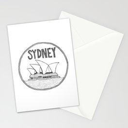 Sydney Opera House Stationery Cards
