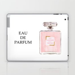 Pink Parfum Laptop & iPad Skin