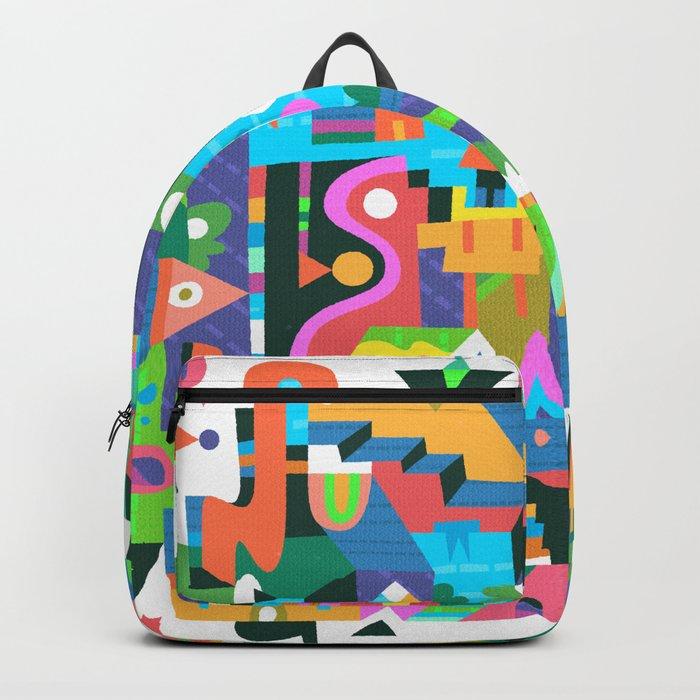 Neighbourhood 2 Backpack