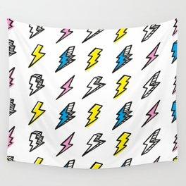 Thunderbolts Wall Tapestry