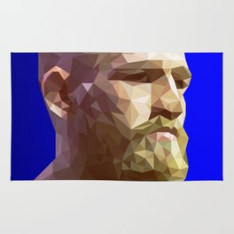We're Here To Take Over - Conor McGregor Rug