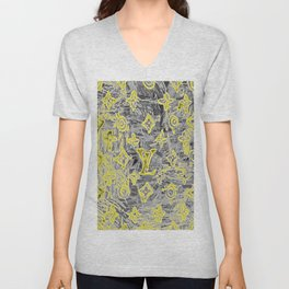 LV NEONIZED Unisex V-Neck