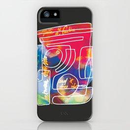 In-between iPhone Case