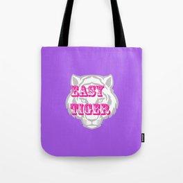 Easy Tiger Tote Bag