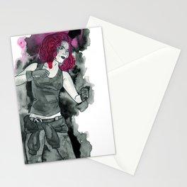 Fight Stationery Cards
