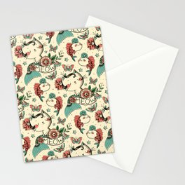 Born to Meow Stationery Cards