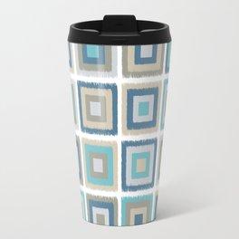 My simple squares Travel Mug