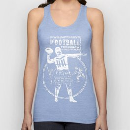 The Quarterback Unisex Tank Top