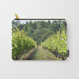 Vineyard Path Carry-All Pouch