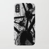 tesla iPhone & iPod Cases featuring Tesla by sustici