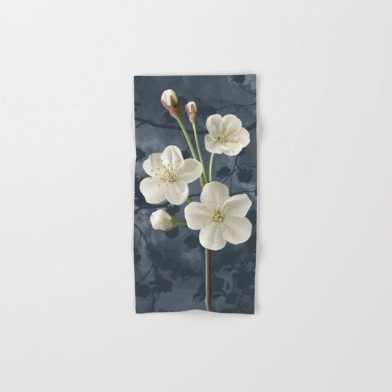 It blooms my cherry tree Hand & Bath Towel