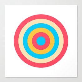 Target VI Canvas Print