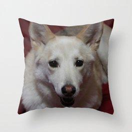 Raven 1 Throw Pillow