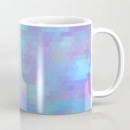 Color Vibe abstract geometric Coffee Mug