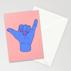 Hang Loose Bra Stationery Cards
