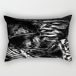 Cabsink17DesignerPatternBLM Rectangular Pillow