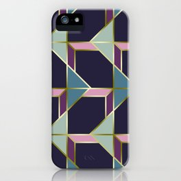 Ultra Deco 3 #society6 #ultraviolet #artdeco iPhone Case
