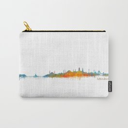 Istanbul City Skyline Hq v2 Carry-All Pouch