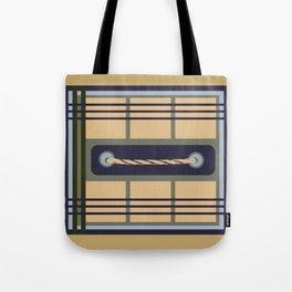 Classy Plaid Tote Bag