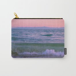 Twilight Waves Carry-All Pouch
