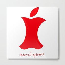 Steve's Leftovers Metal Print