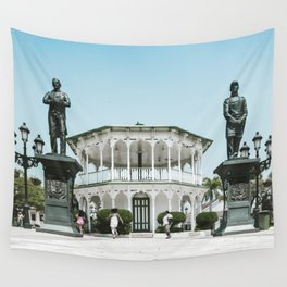Puerto Plata - Dominican Republic Wall Tapestry
