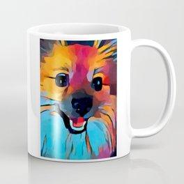 Pomeranian 2 Coffee Mug