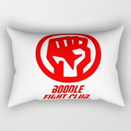 BOODLE FIGHT Rectangular Pillow