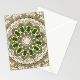 With Lilac Stationery Cards