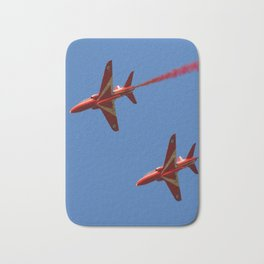 The Red Arrows (2/3) Bath Mat