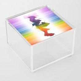 Little Chakra Tree Acrylic Box