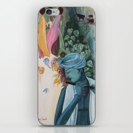 OMG-Krishna iPhone Skin