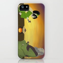 Cup of Tea with Iroh iPhone Case