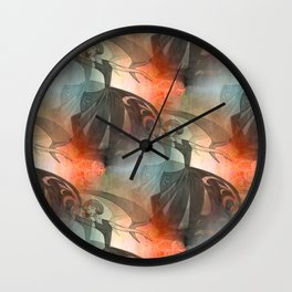 discopattern -b- Wall Clock