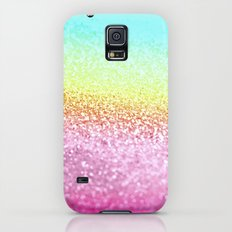 UNICORN GLITTER Galaxy S5 Slim Case