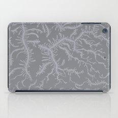 Ferning - Gray iPad Case