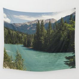 Tête Jaune Cache Wall Tapestry