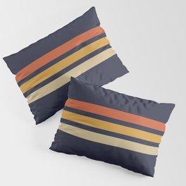 Vintage Retro Stripes Kissenbezug