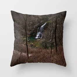 Slap Virje View From Above Throw Pillow