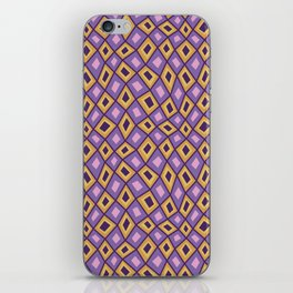 Diamonds Are Forever-Sunset Colors iPhone Skin